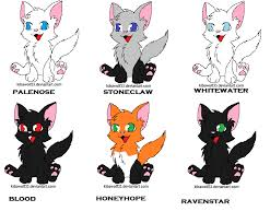 cat creator my warrior cats by creator 2 on deviantart