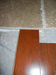 Wood To Tile Metal Transition Strips by Transition Travertine To Engineered Wood Flooring