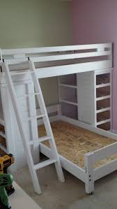 Diy Murphy Bunk Bed by 30 Best Bunk Beds For Ava U0026 Lola Images On Pinterest 3 4 Beds