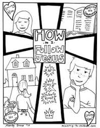 This Is The Final Page In Our Series Of Gospel Coloring Sheets For Children It Teaches Kids How They Can Respond To Truth About King Jesus