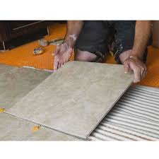 Schluter Heated Floor Manual by Schluter Ditra Xl Uncoupling U0026 Waterproofing Membrane