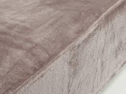 canapé polyester housse de canapé 2 places unie microfibre polyester ultradouce