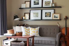 Diy Picture Frame Ledge Home Made By Carmona