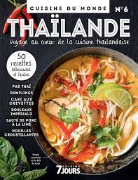 de cuisine thailandaise hors séries cuisine tva publications magazines