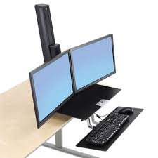 Diy Standing Desk Riser by Diy Adjustable Sit Stand Desk Best Home Furniture Design