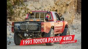 Driving Line - Ride Of The Week: 1991 Toyota Pick Up Truck