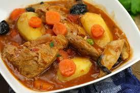 plat de cuisine soja marengo