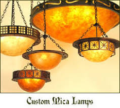Mica Lamp Shade Company by Mica Lamp Company Turn Of The Century American Lighting Design