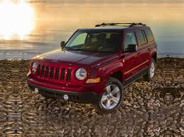 Certified Pre-Owned 2017 Jeep Patriot Latitude 4D Sport Utility In ...