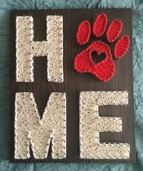 Custom String Art