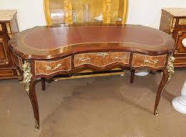 bureau louis xv kidney bean desk louis xv writing table burea plat ebay
