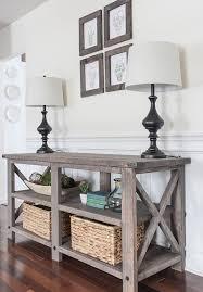 25 Best Reclaimed Wood Furniture Ideas On Pinterest