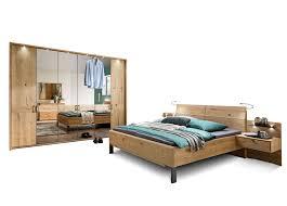 schlafzimmer 4004 eiche bianco spiegelglas