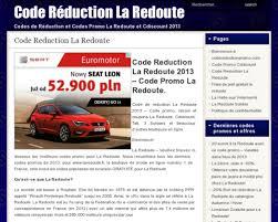code la redoute frais de port gratuit code reduction la redoute 2013 code promo la redoute soldes et