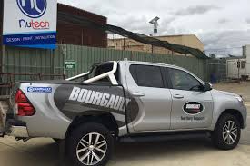 Car Wrap Perth - Vehicle Vinyl Signage | Nutech Signs & Print