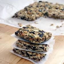 Go Raw Pumpkin Seed Bar by Diy No Bake Chewy Granola Bars Bowl Of Delicious
