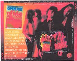 1979 Smashing Pumpkins by T U B E Ac Dc 1979 09 01 Nurnberg De Sbd Flac