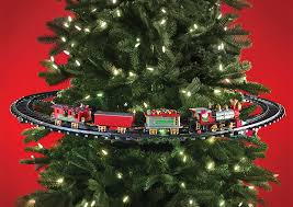 In Tree Christmas Train
