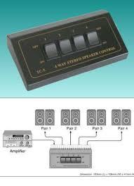 Speaker Splitter