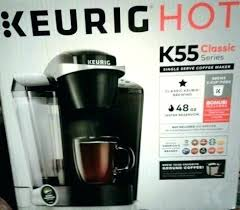 Keurig Iced Coffee Cold Maker Hot And Brewer Mini