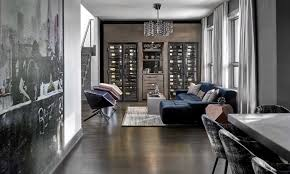 100 Penthouse Design Chicago Interior Urban Mia Rao