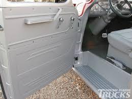 100 Chevy Truck Door Panels 1957 Chevrolet Hot Rod Network