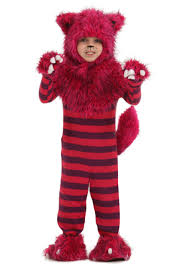 cheshire cat costumes toddler deluxe cheshire cat costume