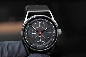 Professional Watches Porsche Design debuts 1919 Collection at