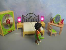 playmobil zubehör für 5309 schlafzimmer mit schminktisch für