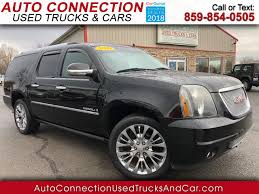 100 2009 Gmc Denali Truck Used Cars For Sale Junction City KY 40440 Auto Connection Used