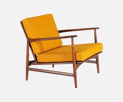 Kofod Larsen Selig Lounge Chair by Ib Kofod Larsen