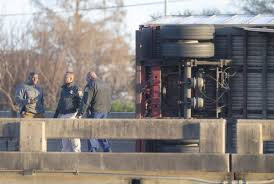 100 Truck Driving Jobs In New Orleans Hitandrun On I10 In Metairie Causes Truck To Catch Fire Derails