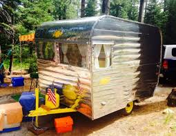 Classic Travel Trailers Touring Vintage Style As You Gain In Maturity