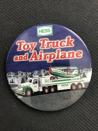 HESS 2002 TOY Truck And Airplane Cashier Button Mint & Regular 2002 ... Hess Truck Toy Truck And Airplane 2002 2999 Pclick Hess Cvetteforum Chevrolet Corvette Forum Discussion Buy Sport Utility Vehicle Motorcycles Wairplane 2 2007 Monster W Ebay Giveaway Momtrends Empty Boxes Store Jackies Original Box 1738612091 Childhoodreamer 2017 Dump With Loader Trucks By The Year Guide Video Review Of 1986 Fire Bank New In Box Motorized Battery Head 4500