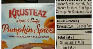Krusteaz Pumpkin Pancake Mix Where To Buy by Shannon U0027s Lightening The Load Krusteaz Pumpkin Spice Pancakes