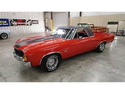 1972 Chevrolet El Camino For Sale On ClassicCars.com