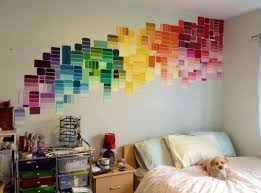 Stunning Simple Apartment Wall Decor Paint Swatch This Is Actually Pretty Cool For An