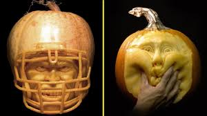 Funny Pumpkin Carvings Youtube by Creative Pumpkin Carving Best Ideas Funny Halloween Decorations