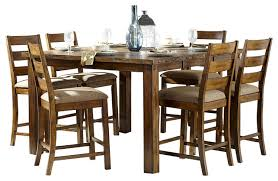 Manificent Decoration Height Dining Table Bar