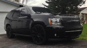 Photos Of My New Truck: 2013 Chevy Tahoe LT - Blacked Out, Lowered ... Chevrolet Tahoe Pickup Truck Wwwtopsimagescom 2018 Suburban Rally Sport Special Editions Family Car Sales Dive Trucks Soar Sound Familiar Martys In Bourne Ma Cape Cod Chevy 2019 Fullsize Suv Avail As 7 Or 8 Seater Matte Black Life Pinterest Black Cars 2017 Pricing Features Ratings And Reviews Edmunds 1999 Chevrolet Tahoe 2 Door Blazer Chevy Truck 199900 Z71 Midnight Edition Has Lots Of Extras New 72018 Dealer Hazle Township Pa Near Wilkesbarre