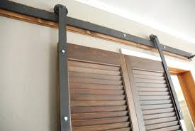 Make Your Own Barn Door Track Ft Sliding Hardware For Glass ... Make Your Own Barn Door Bedroom Fabulous How To Headboard Full Best 25 Diy Barn Door Ideas On Pinterest Sliding Doors Diy Wilker Dos Track Find It Love To Build A Howtos Epbot For Cheap Hdware With Trendy Steel Hcom 6ft Modern Builds Ep 43 Youtube Closet Install Hdware Ana White Grandy Console Projects