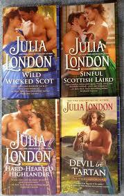 Julia London Highland Grooms Quartet WILD WICKED SCOT