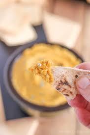 Pumpkin Hummus Recipe by 5 Minute Savory Pumpkin Hummus With Fresh Sage Two Healthy Kitchens