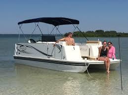 Pontoon Boat Sinks Nj by Beachcat Saltwater Pontoon Boats U2013 Wouldn U0027t You Rather Be On The