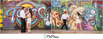 engagement session in deep ellum downtown dallas mnmfoto
