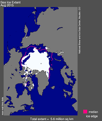 Toms River Halloween Parade Winners by Arctic Sea Ice Heading For One Of Lowest Extents On Record Imageo