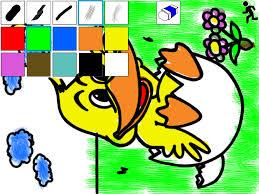 Kids Paint Coloring Free Screenshot