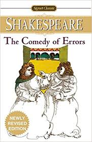 The Comedy Of Errors Signet Classics William Shakespeare Sylvan Barnet Harry Levin 9780451528391 Amazon Books