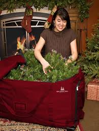 Menards Christmas Tree Bag by Decorations Santa U0027s Bag Christmas Tree Storage Dolly System