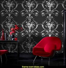 Black And Red Bedroom Ideas by Decorating Theme Bedrooms Maries Manor Moulin Rouge Victorian
